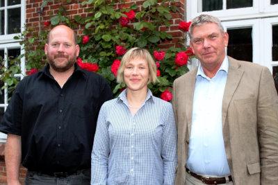 Christian Röschmann,  Henrike Schurse, Volker Schütte-Felsche