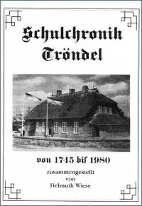 Schulchronik von<br/>Helmuth Wiese
