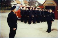 Wehr beim Silberbeil 1997